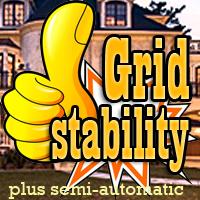 Grid stability plus semi automatic