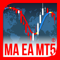 Moving Average EA MT5