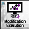 NDFT Modification Execution