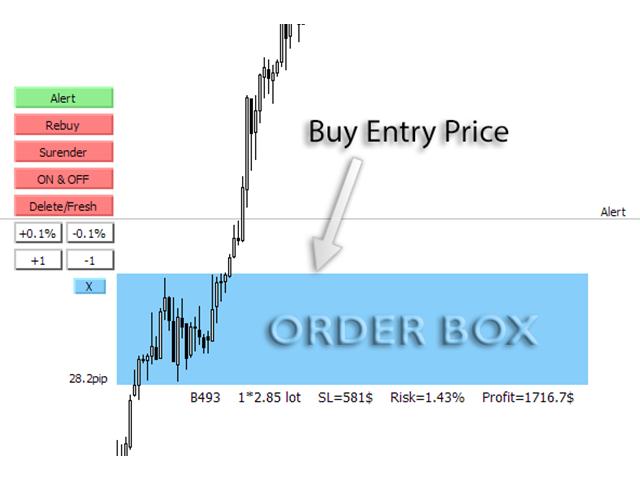 Order box TEAM