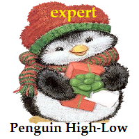 Penguin High Low