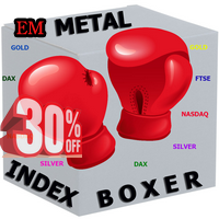 Metal Index Boxer Pro