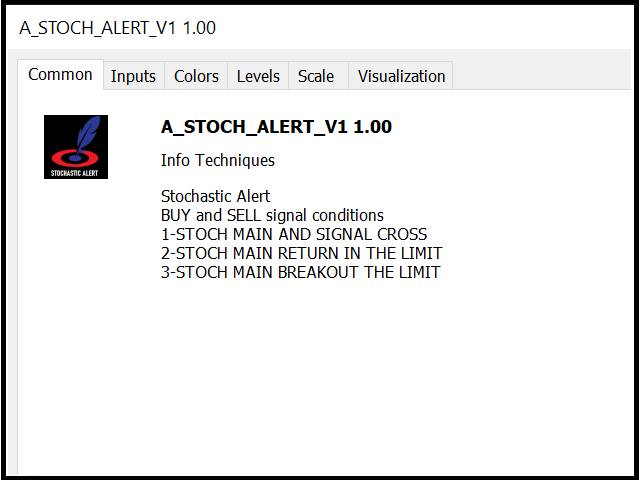 Stochastic Alert Symbol Selection
