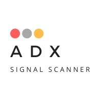 ADX Signal Scanner
