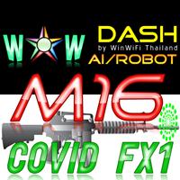 WOW Dash M16 Covid FX1 H4