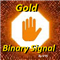 Gold Binary Signal
