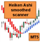 Heiken Ashi Smoothed Scanner MT5
