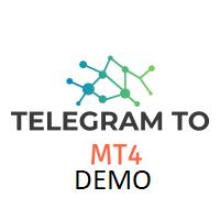 Telegram to MT4 Bridge DEMO