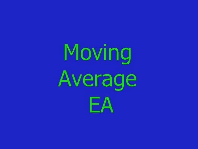 Advanced Moving Average EA
