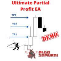 Ultimate Partial Profit EA Demo