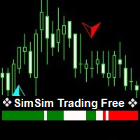 SimSim Histogram and Arrow UpDown Free