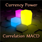 Currency power correlation MACD MT5