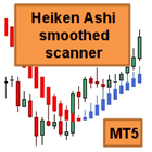 Heiken Ashi Smoothed Scanner MT5