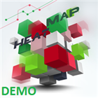 Heatmap 105 demo