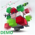 Heatmap 105 demo