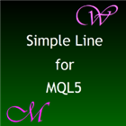 Simple Line for MQL5