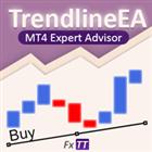 Trendline EA MT5