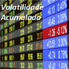 Volatilidade Acumulada BMFBovespaB3