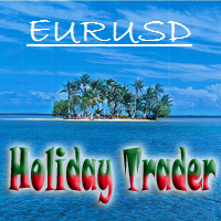 Holiday Trader EURUSD