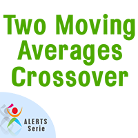 Two Moving Average Crossover Alerts Serie MT4