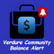 Verdure Community Balance Alert