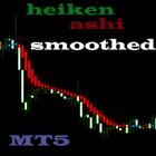 Smoothed Heiken Ashi