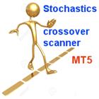 Stochastics crossover scanner MT5
