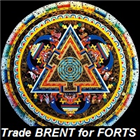 Trade BRENT for FORTS