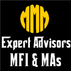 MMM MFI and Moving Averages