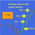 Mutiple Take Profits in MT5