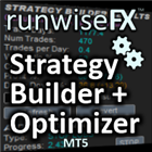Strategy Builder plus Optimizer by RunwiseFX MT5