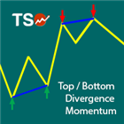 TSO Top Bottom Divergence Momentum MT5