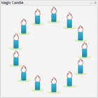 Logical game Magic Candle for MT5