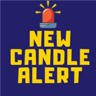 New Candle Alert