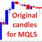 Original candles for MQL5
