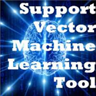 Support Vector Machine Learning Tool