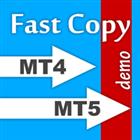 Fast Copy MT5 demo