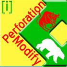 Perforation Modify