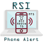 RSI Cell Phone Alert for MT5