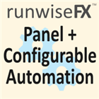 RunwiseFX Panel plus Configurable Automation
