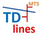 TD lines MT5