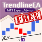 Trendline EA MT5 Free