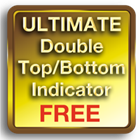 Ultimate Double Top Bottom Indicator MT5 FREE