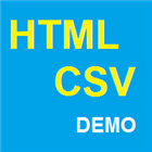 Url HTML and XML to CSV Mt5 Demo
