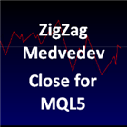 ZigZag Medvedev Close for MQL5