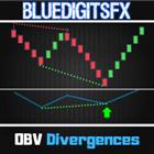 BlueDigitsFx OBV Divergence MT5