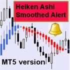 Heiken Ashi Smoothed Alert MT5