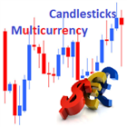 Multicurrency Candlesticks
