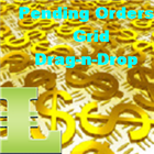 Pending Orders Grid Drag and Drop MT5