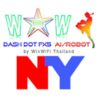 WOW Dash DotFX5 NY Ai Robot